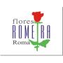 Logo Flores Romeira Roma