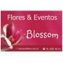 Logo Florista Blossom