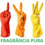 Logo Fragrância Pura - Limpezas