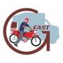 Logo Giroflex Fast - Serviços de Estafetas, Lda