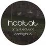 Logo Habitat - Arquitetura Paisagista
