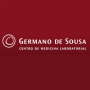 Logo Laboratórios Germano de Sousa, Lisboa