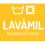 Logo Lavàmil - Lavandaria Self-Service