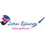 Logo Letras Efémeras - Sociedade Gráfica Unipessoal Lda