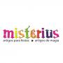 Logo Misterius - Artigos para Festas