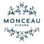 Logo Monceau Fleurs, Porto