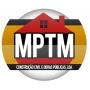 Logo MPTM - Construção Civil e Obras Publicas, Lda