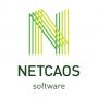 Logo Netcaos Soluções e Metodos Informaticos, Lda