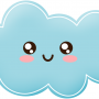 Logo Nuvem Mágica - Animação Infantil