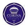 Logo Pastelaria Padaria Corina