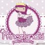 Logo Princelandia  Porto-  Festas de Aniversário