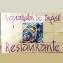 Logo Restaurante Aquarela do Brasil