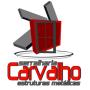 Logo Serralharia Carvalho - Alumínio e Serralharia Civil