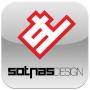 Logo Sotnas Design - Design Gráfico, Lda