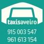 Logo Táxis Rodrigues Aveiro