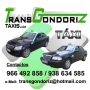 Logo TransGondoriz Táxis Lda,