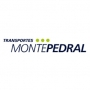 Logo Transportes Monte Pedral, Maia