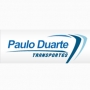 Logo Transportes Paulo Duarte, Lda