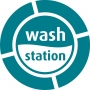 Logo Washstation - Lavandaria Self-Service